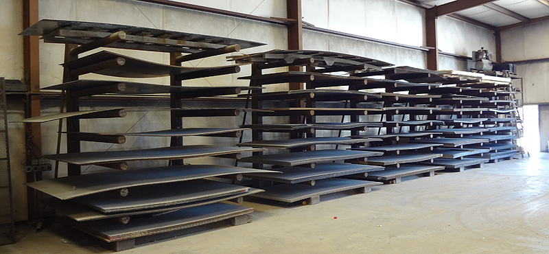 Our Gallery & Farm Equipment in Texas Pipe Steel Plasma Metal Trailers ...