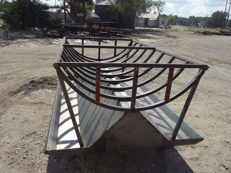 Farm Equipment in Texas, Pipe, Steel, Plasma, Metal